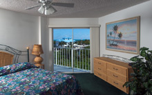 Ocean Pointe bedroom